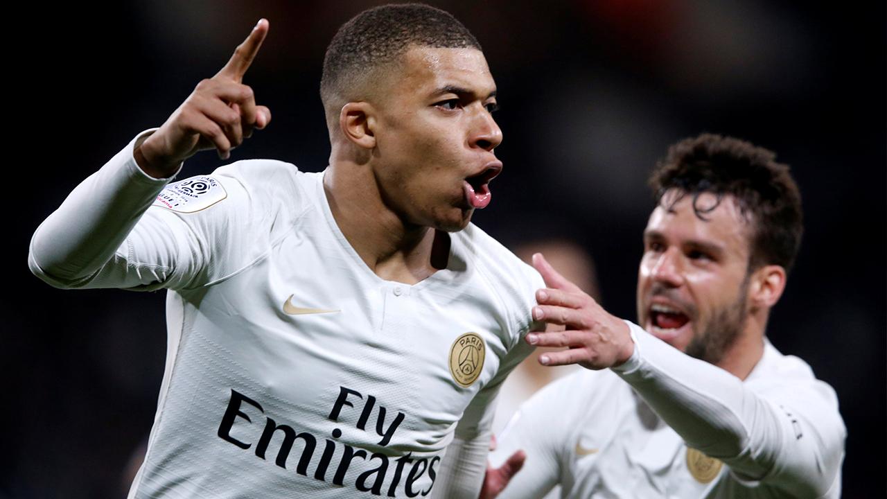 En fotos: Kylian Mbappé y la diferencia que el PSG le sigue marcando a sus rivales
