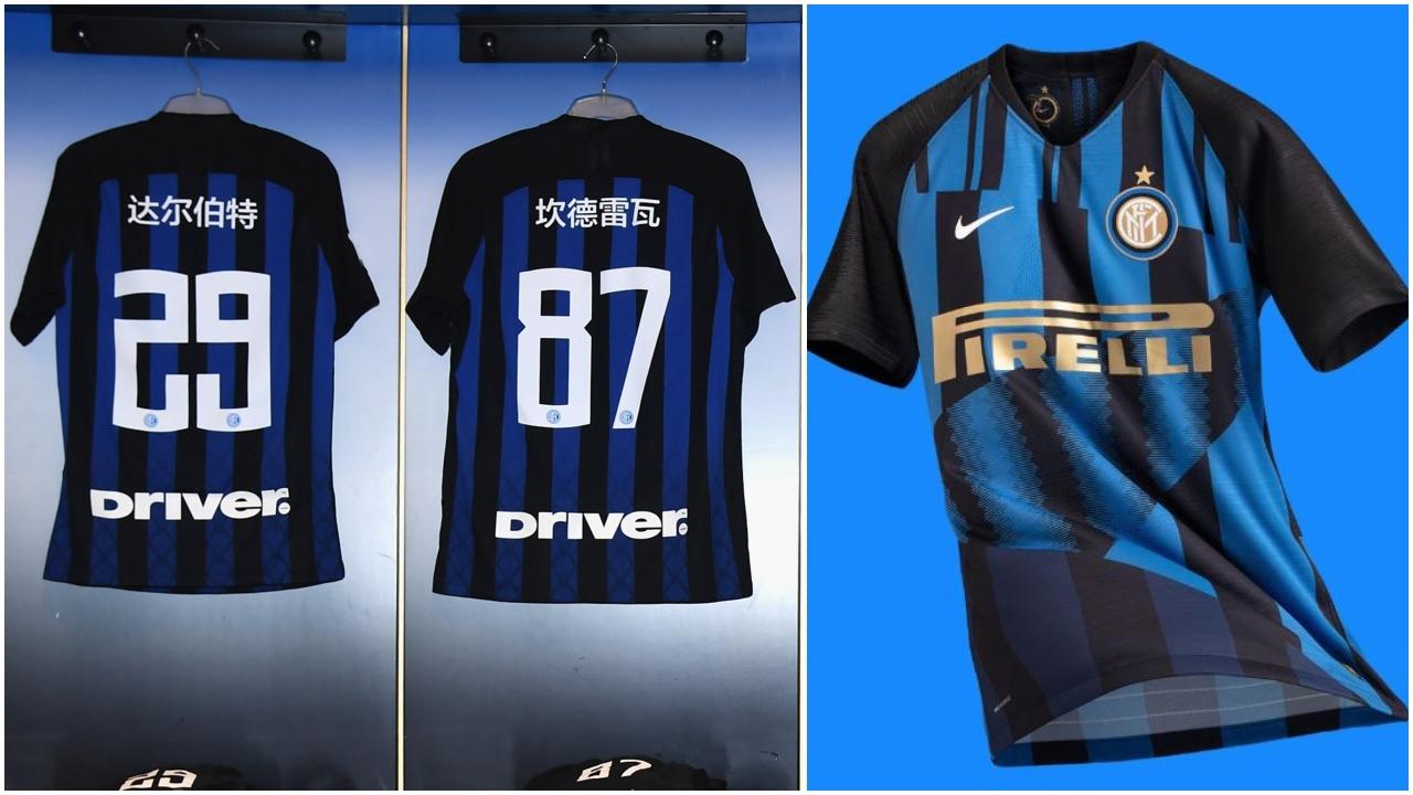 Inter usará una playera especial en el próximo 'Derby della Madonnina' ante el Milan