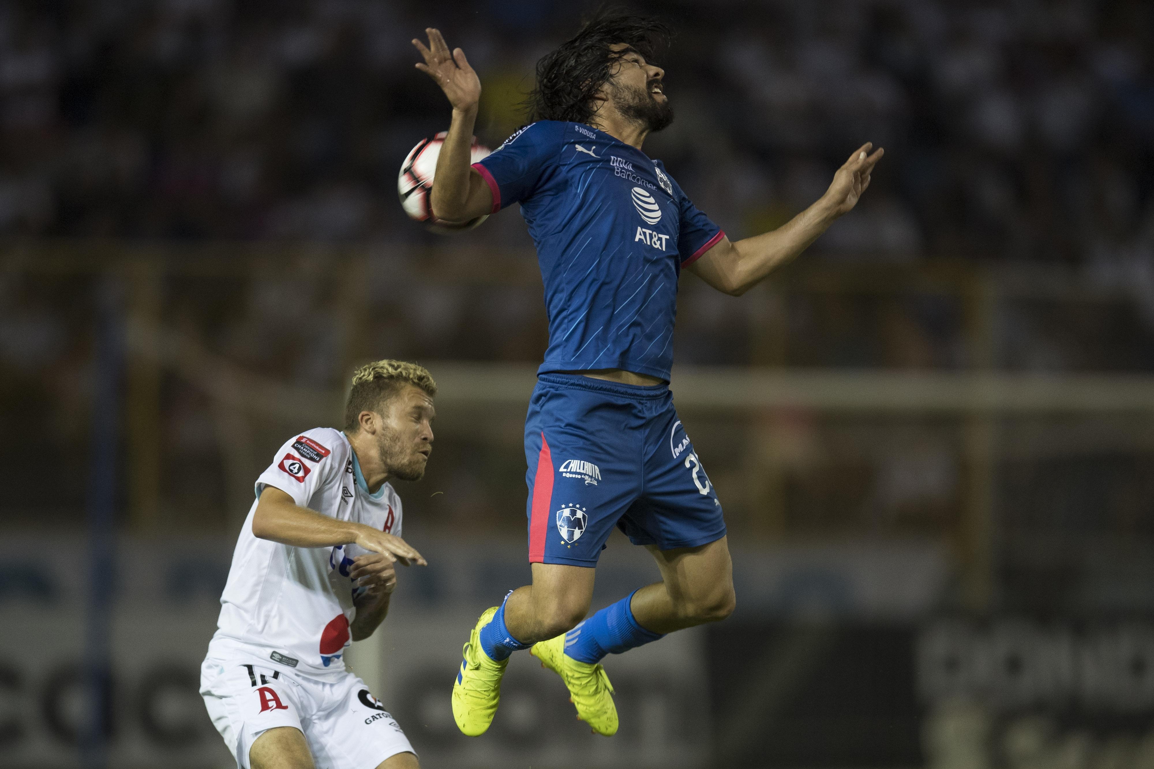 En fotos: Rayados, con carro completo, no le hace ni un rasguño al Alianza en Liga Campeones