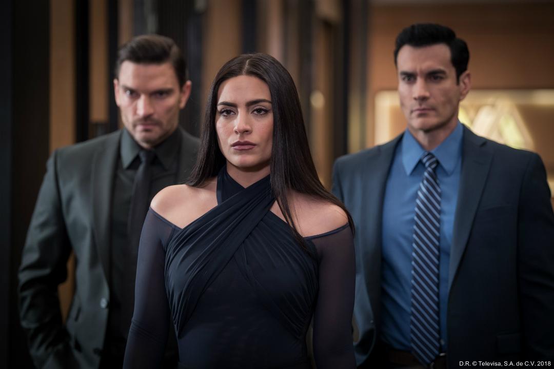 Estas son las telenovelas y series que Univision presentó en