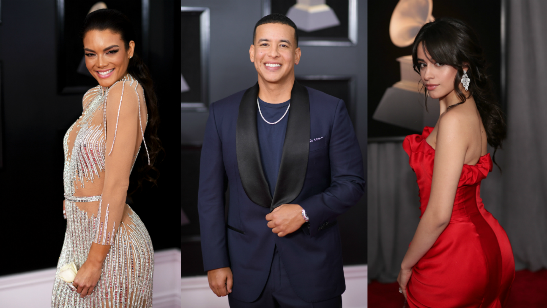 ¿Camila Cabello o Zuleyka Rivera? Estos fueron los looks de los famosos en la alfombra roja de los GRAMMY