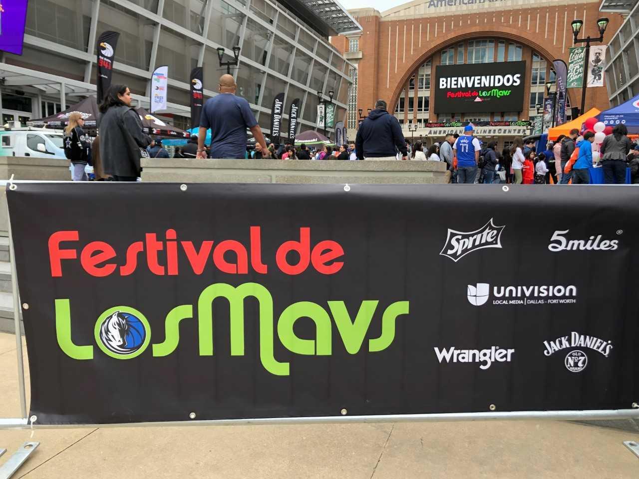 Concurrido el Festival anual de los Mavs