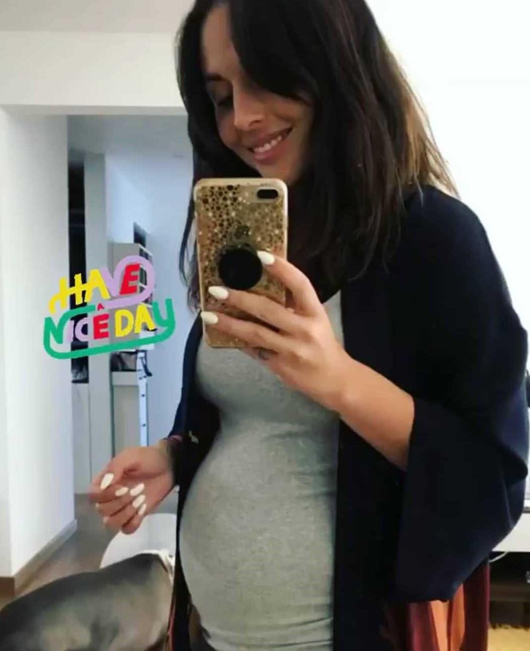 a6c05869d Zuria Vega festeja el  baby shower  de Luka a menos de dos meses de dar a  luz