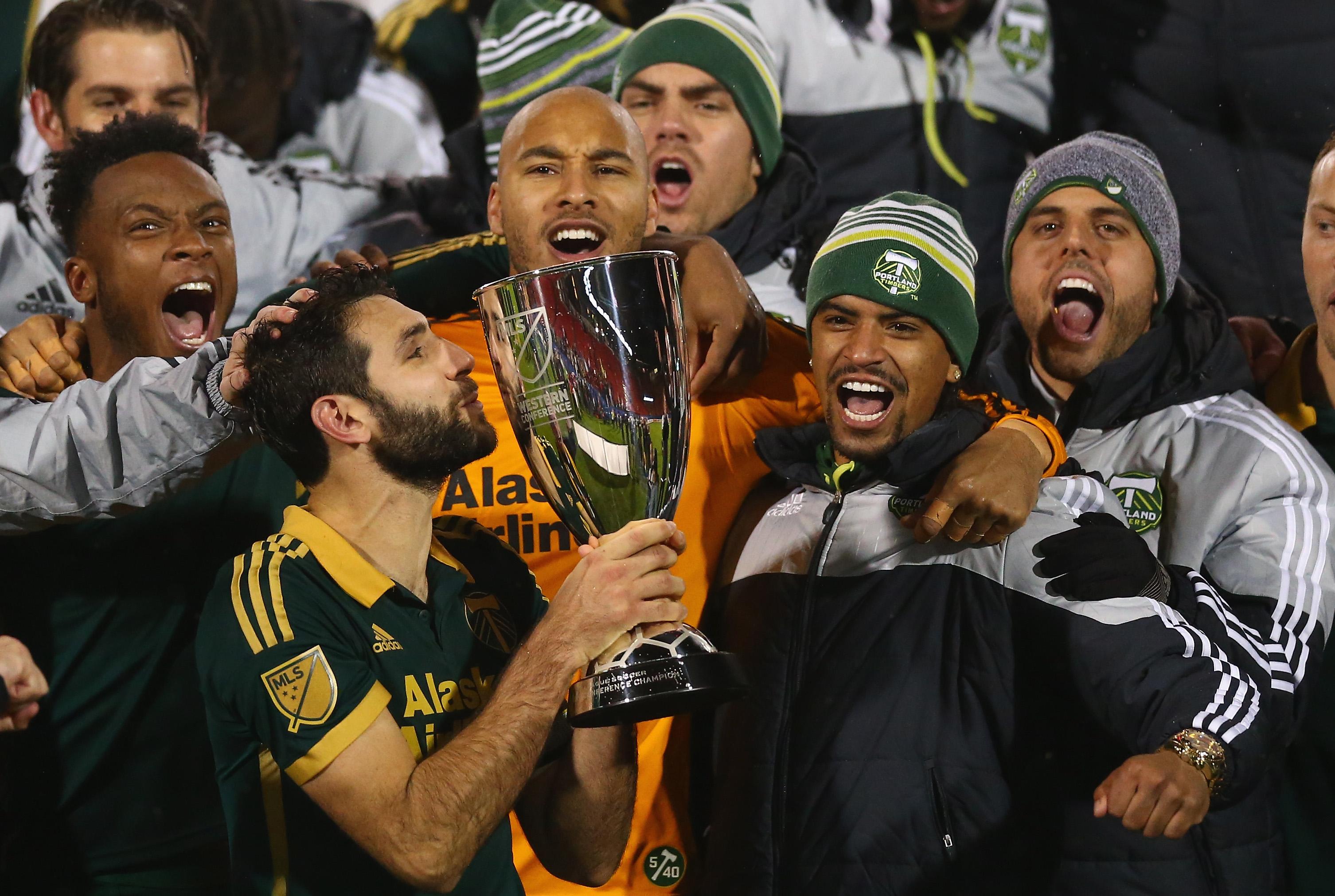 Portland es de Diego Valeri: el argentino que conquistó la MLS con los Timbers