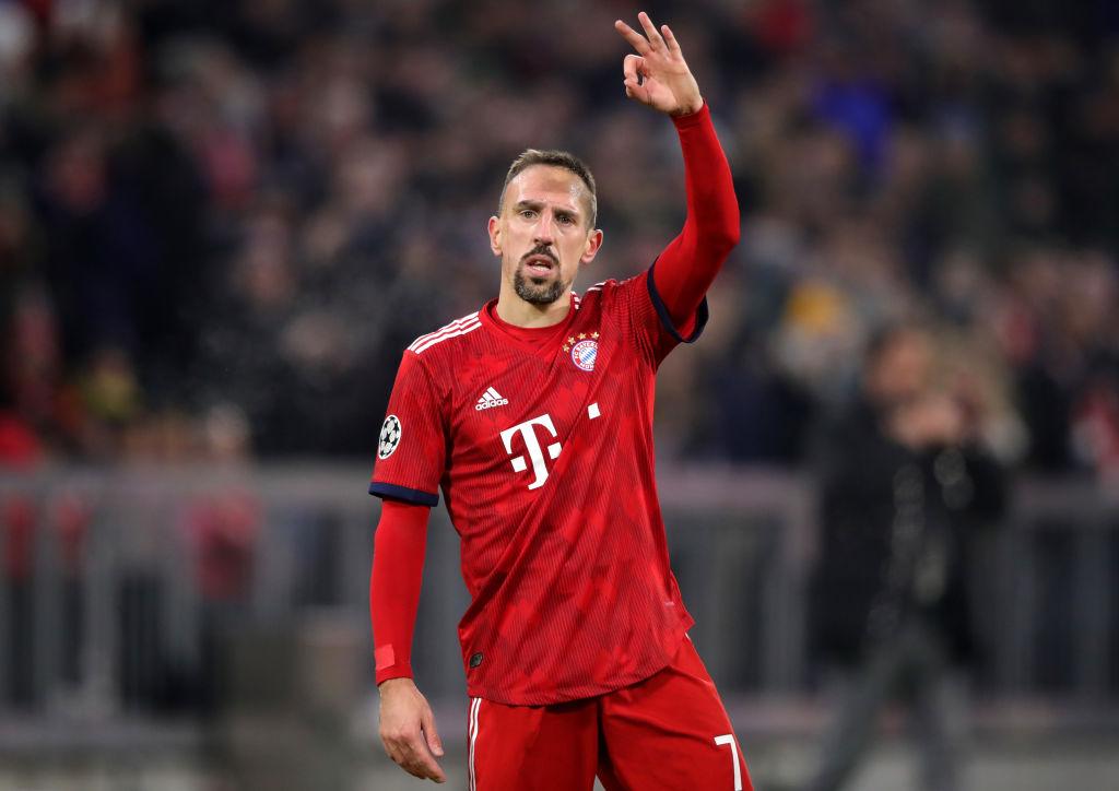 En fotos: llega a su fin la etapa del francés Franck Ribery con Bayern Múnich