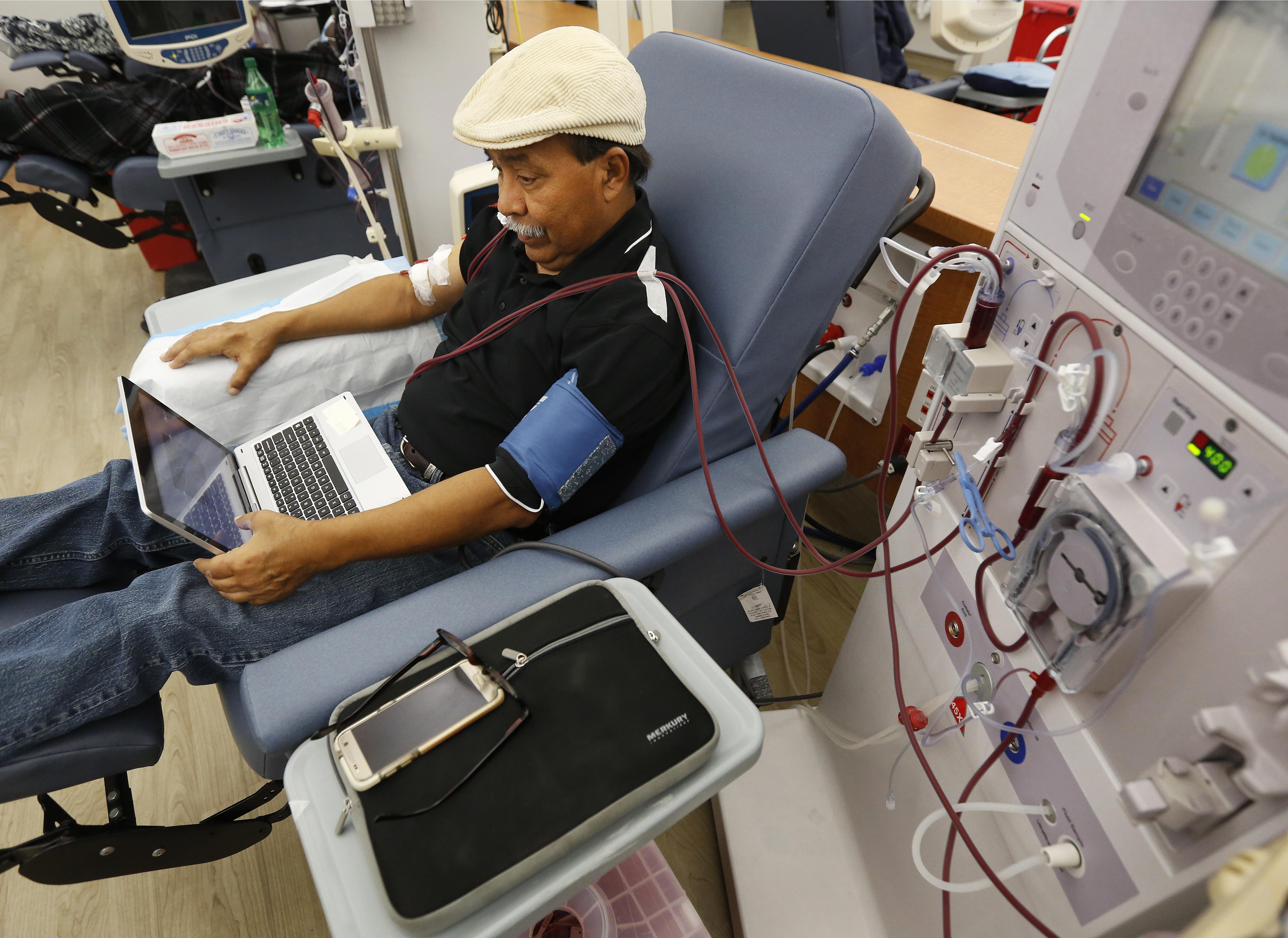 dieta para pacientes en hemodialisis