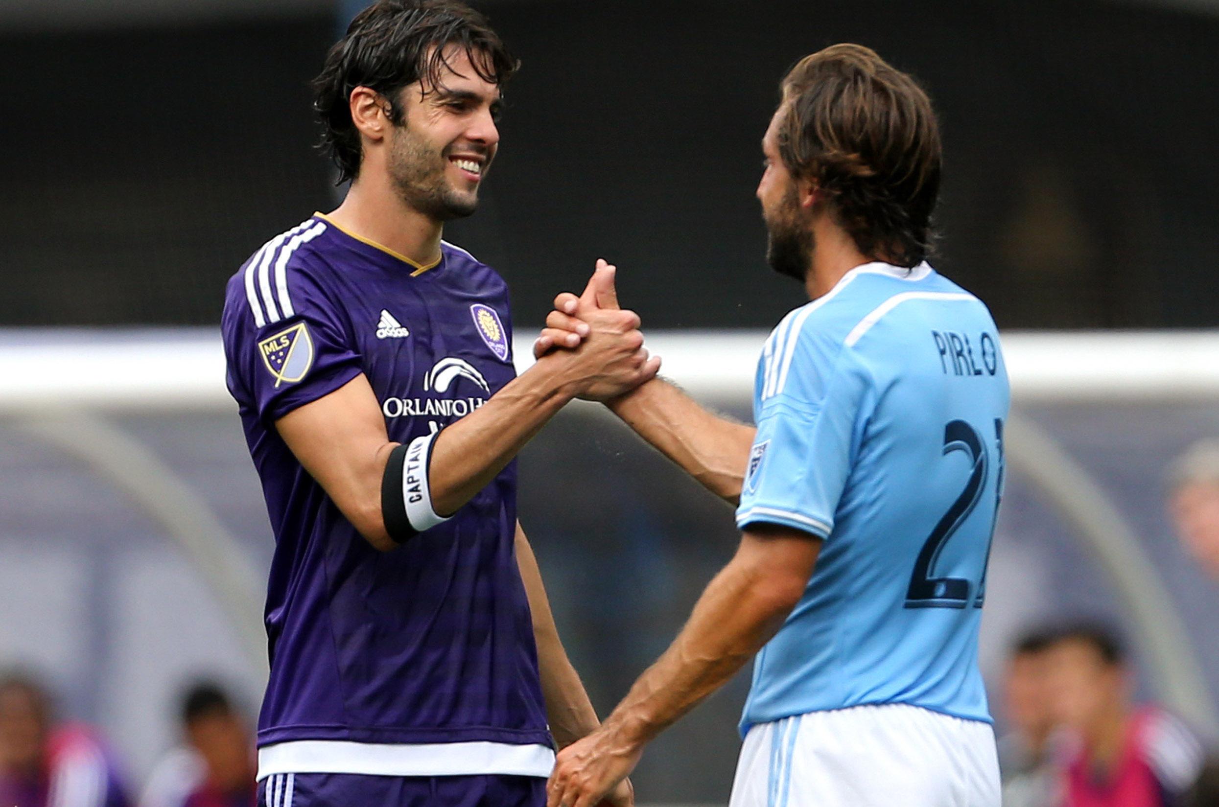 Tras el adiós de Pirlo y Kaká, recordamos a 5 otros cracks que tampoco ganaron la Copa MLS | Deportes MLS | TUDN Univision