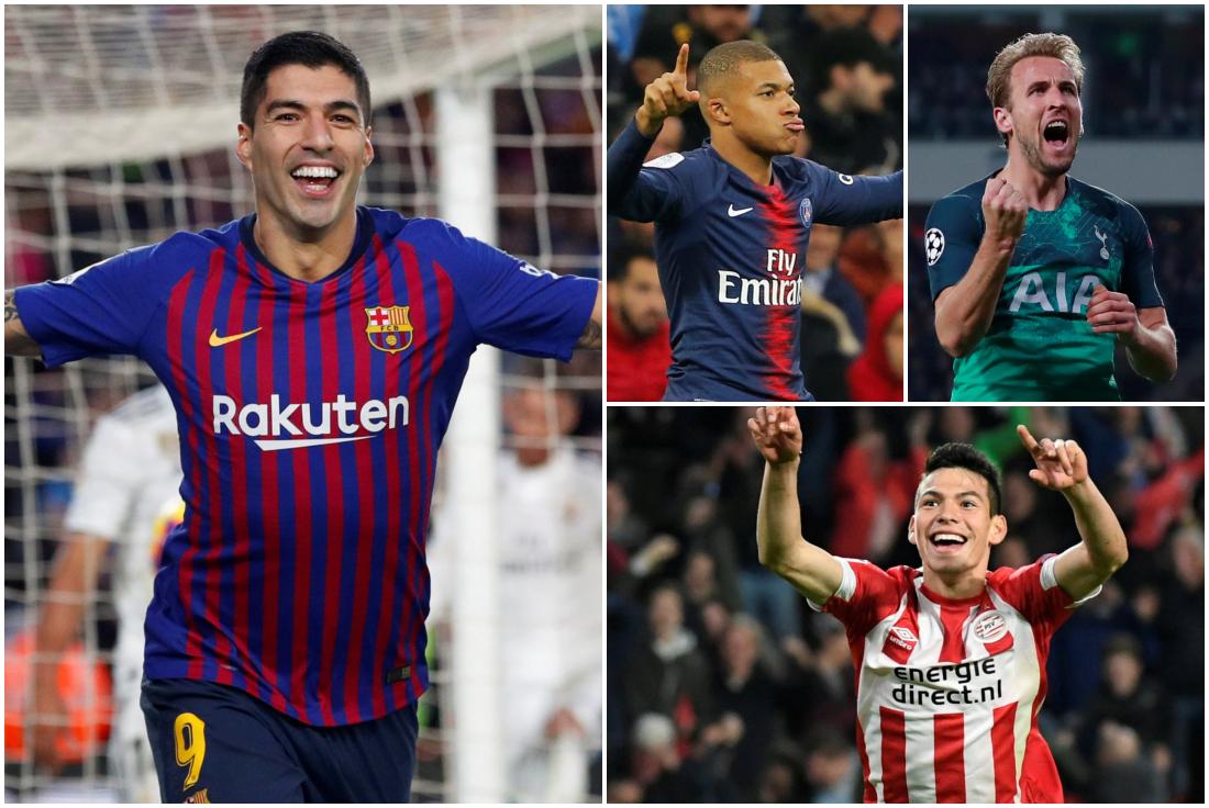 Suárez acepta que el Barça le busque reemplazo y acá te traemos 10 opciones