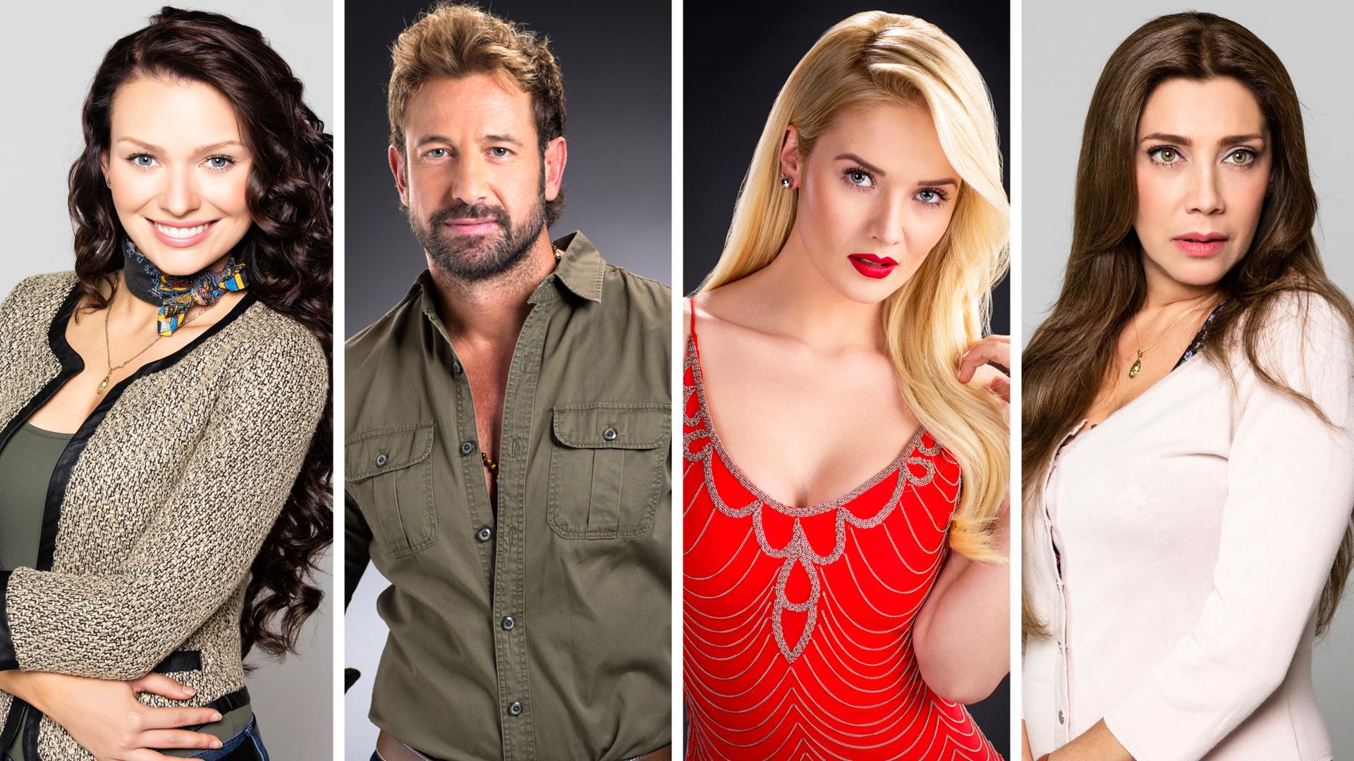 Vota Por Tus Personajes Favoritos De Vino El Amor Vino El Amor