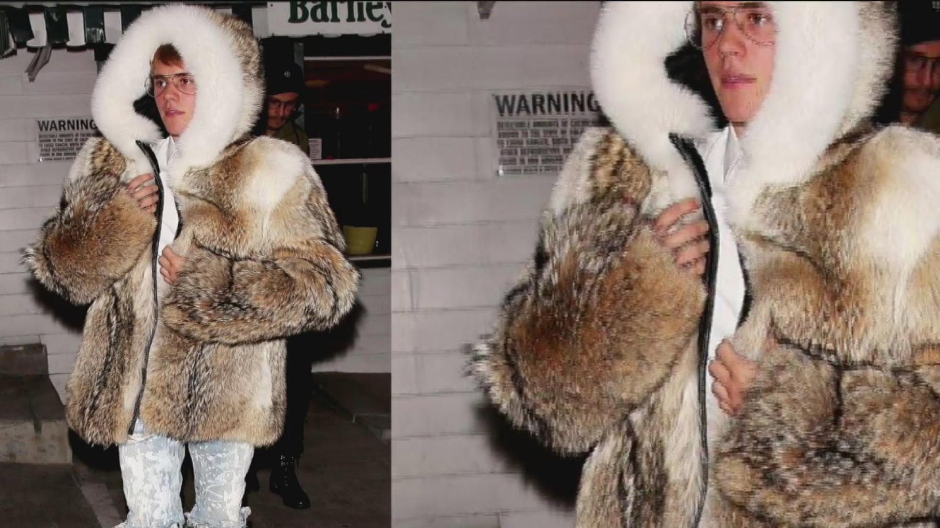Justin El 'look' Lo Semana De La Un Como Bieber Llevó Vestido srxBthdCQo