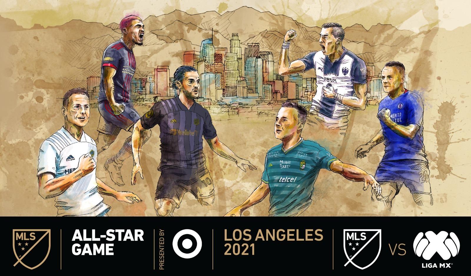 Liga MX All-Stars vs MLS All-Stars