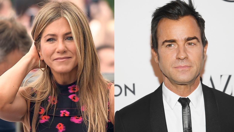 """Jennifer Aniston habló sobre sus matrimonios con Brad Pitt y Justin Theroux y dijo que ambos fueron """"súper exitosos"""""""