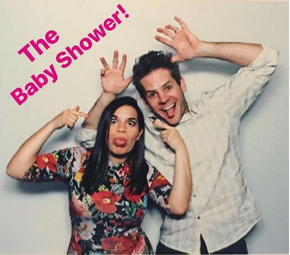 Así Festejó America Ferrera El Baby Shower De Su Primer Hijo