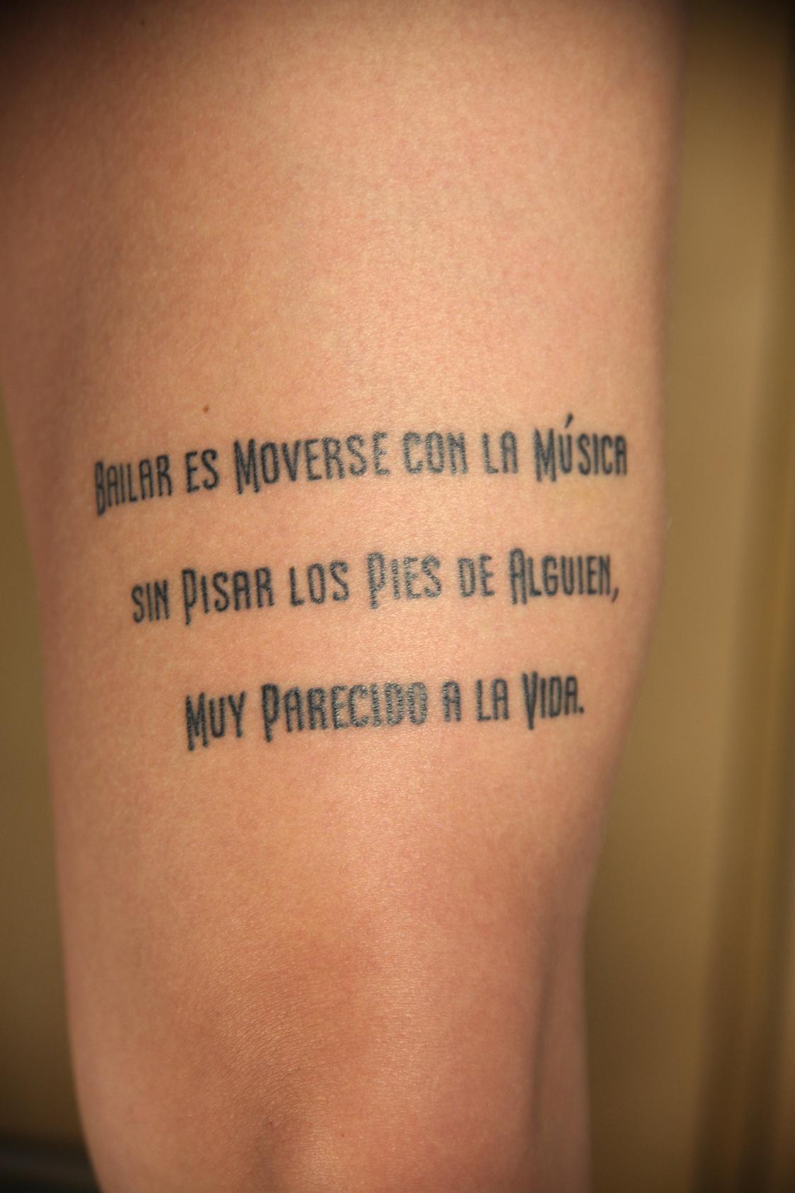 Las Historias Detrás De Los Tatuajes De Greeicy Rendón Univision