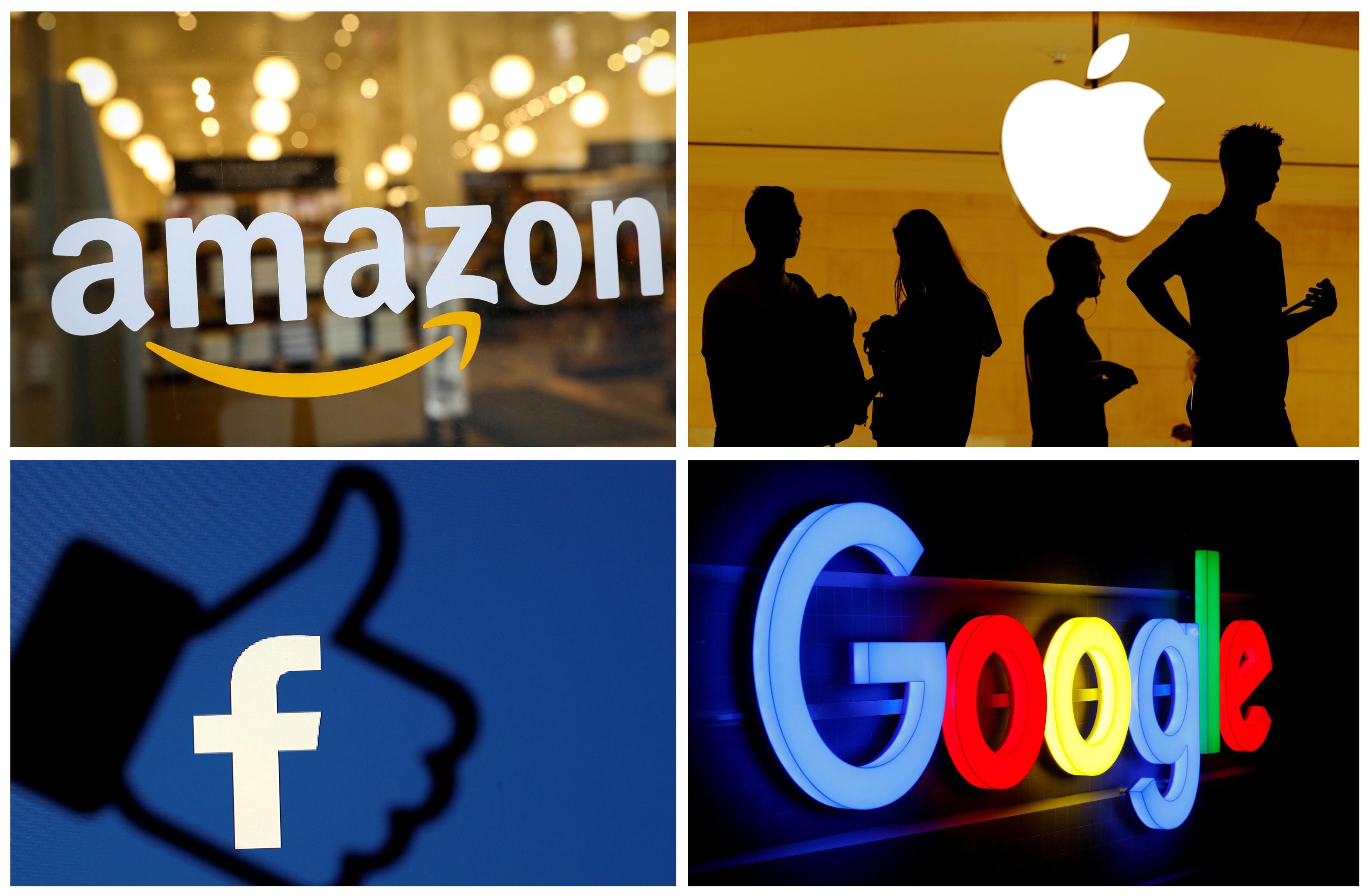La lucha contra el 'big tech', el frente común de demócratas y republicanos en Washington DC | Noticias Univision Política | Univision