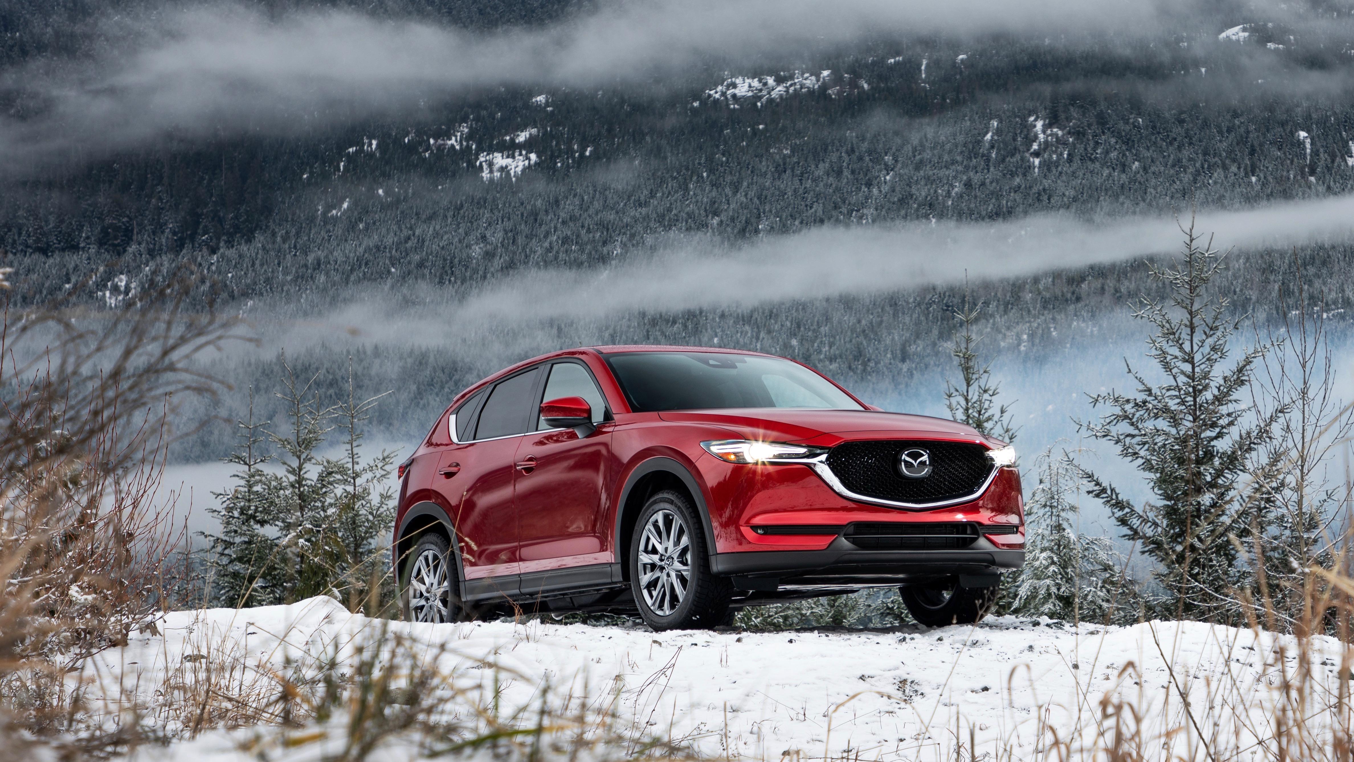 Esta es la nueva Mazda CX-5 2019