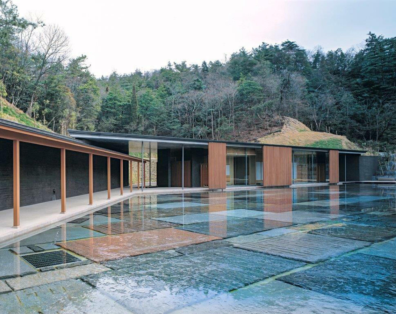 Ceramic Park Mino, un museo de artesanía en Tajimi, Japón.