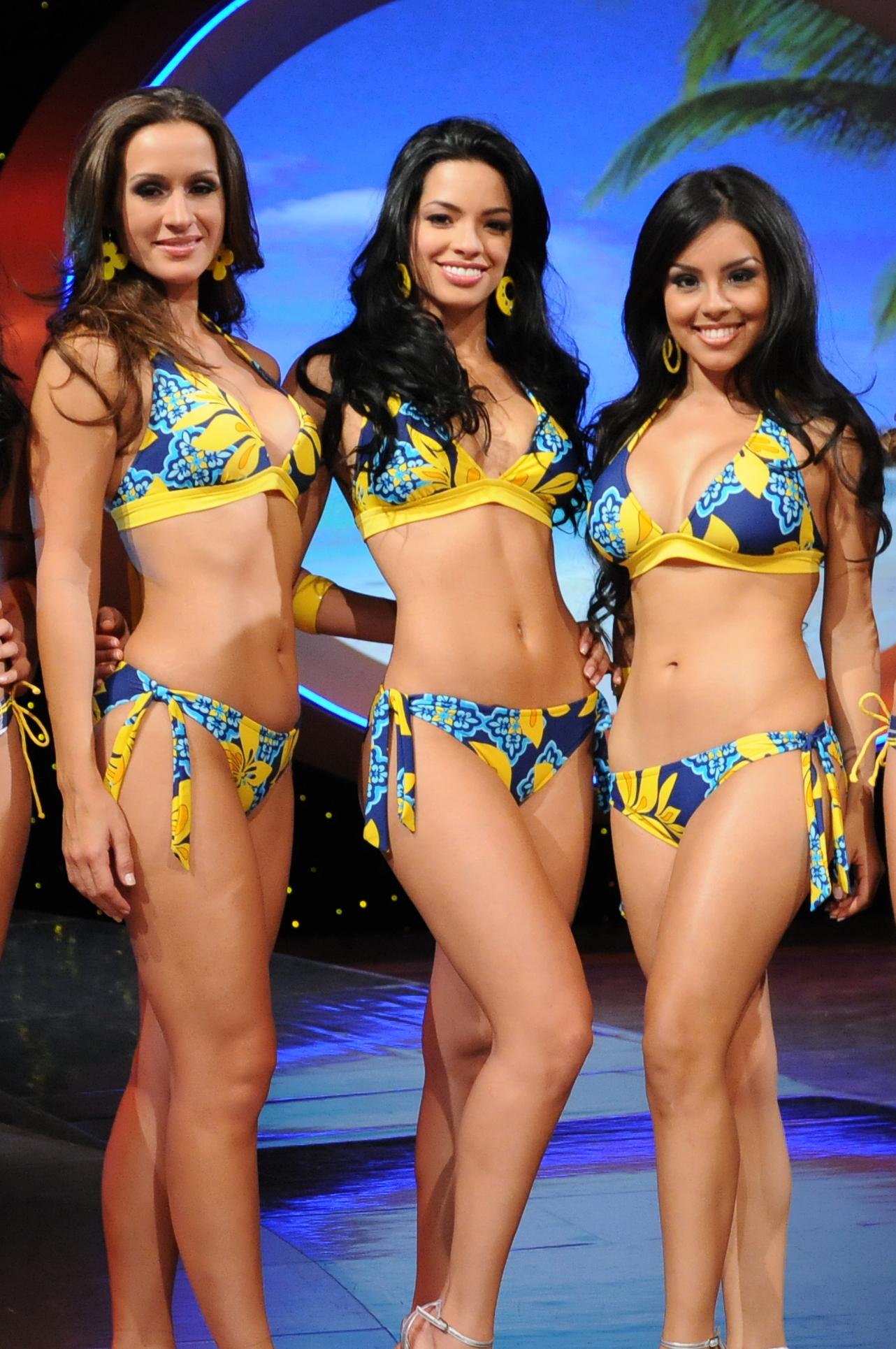 Dayami padron nuestra belleza latina