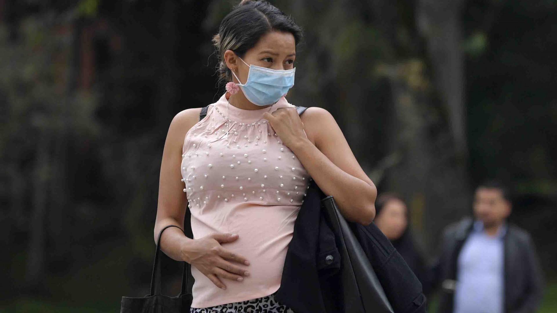 riesgos de tener gripe en el embarazo