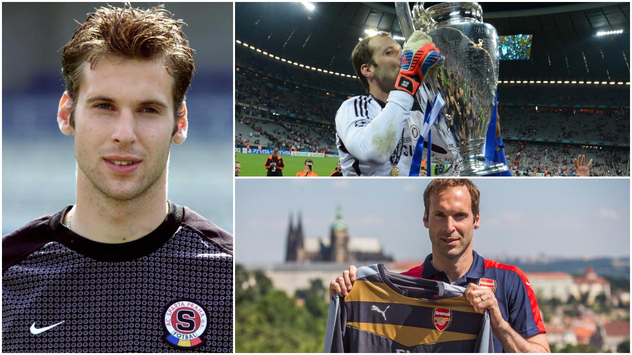 Petr Cech acabará su carrera en junio: República Checa, Francia e Inglaterra lo vieron brillar