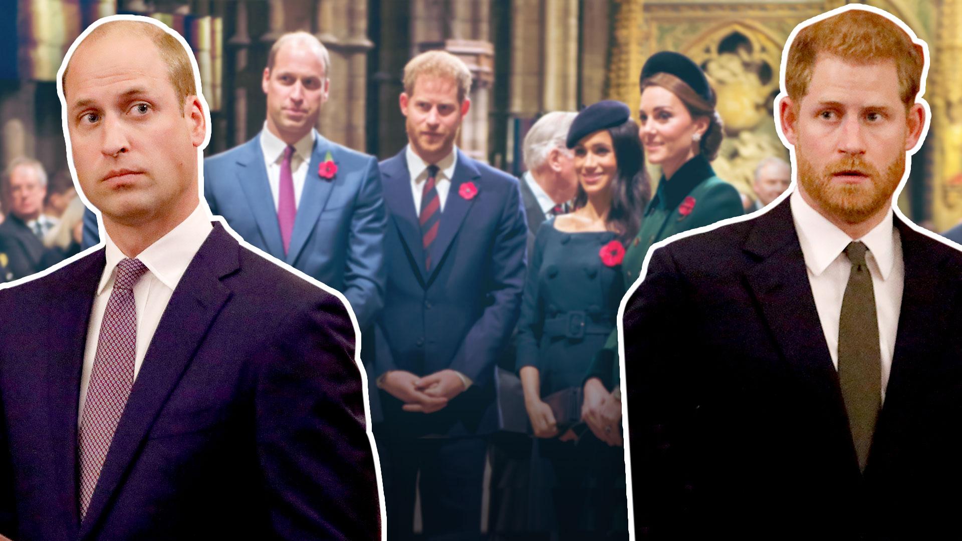La verdadera 'pelea' es entre los príncipes William y Harry, no entre Meghan y Kate, afirma cineasta de la realeza