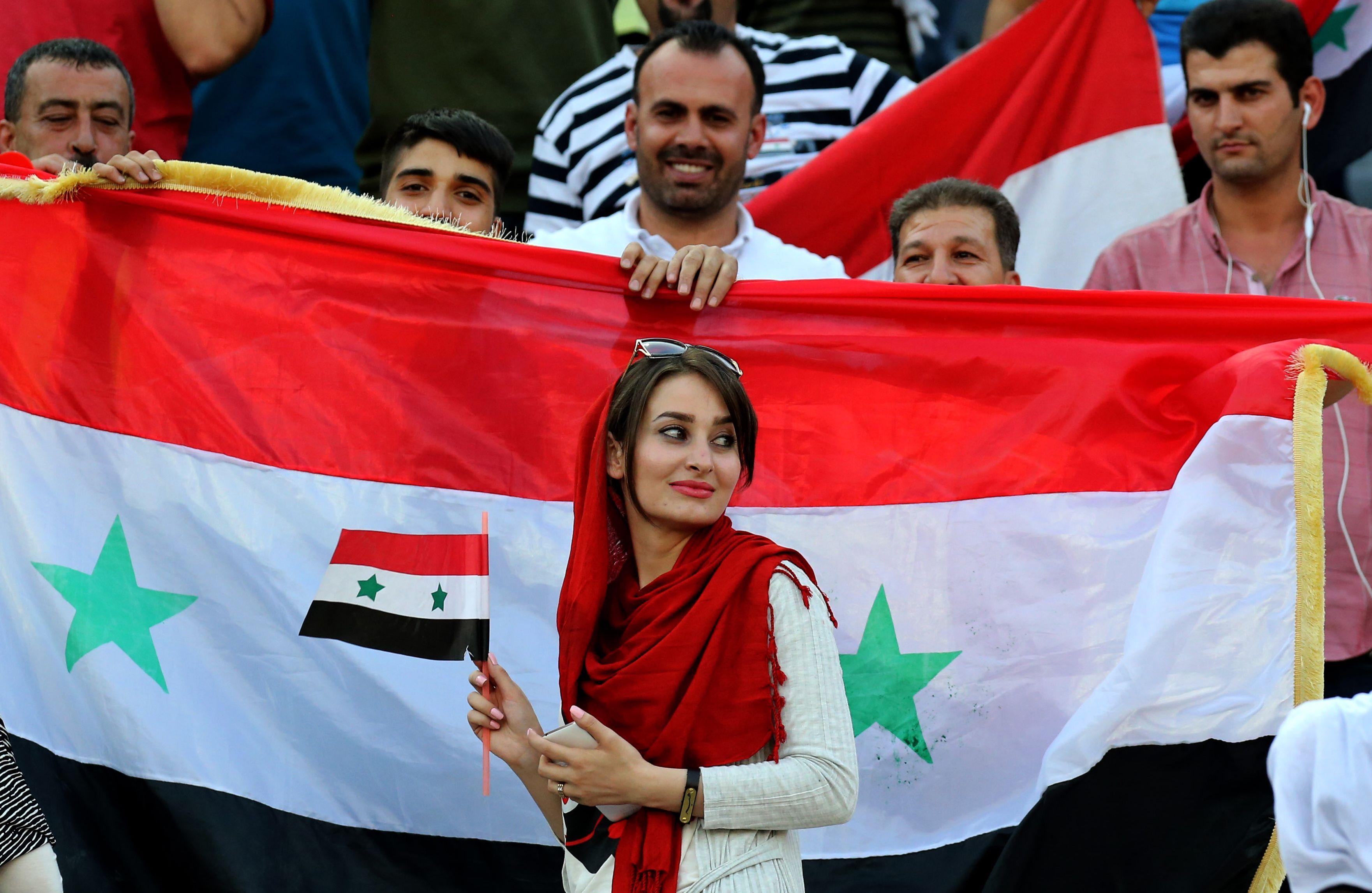 El fútbol, la otra cara de Siria, que está más cerca que nunca de Rusia 2018