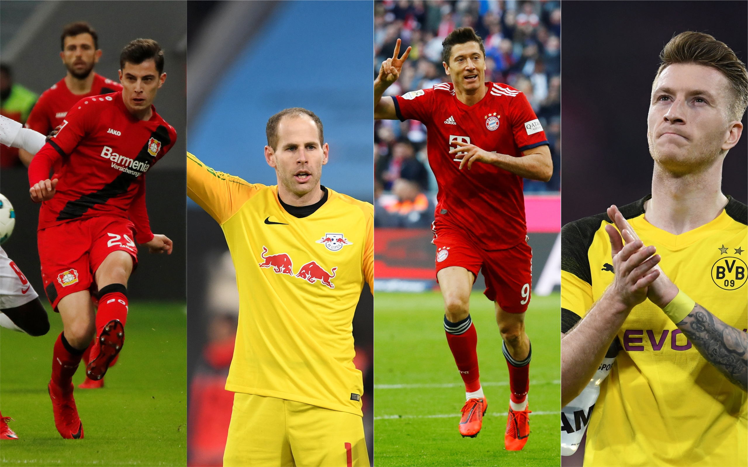 Estos son los 10 mejores jugadores de la temporada 2018-19 de la Bundesliga de Alemania