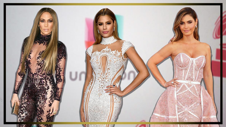 Reinas de la moda: recordamos algunos de los looks más espectaculares de Latin GRAMMY