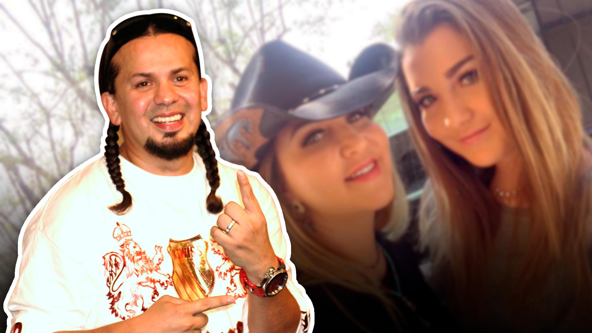Cruz Martínez habla de la relación que lleva con la hija de Alicia Villarreal y Arturo Carmona