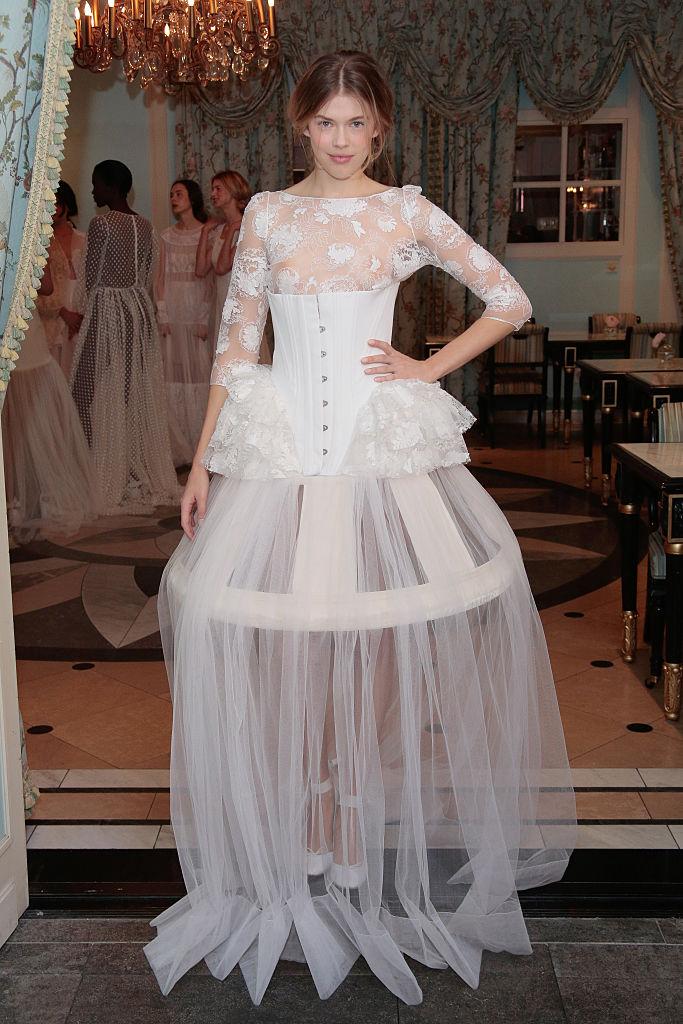 escandalosos vestidos de novia (para las más arriesgadas) | estilo