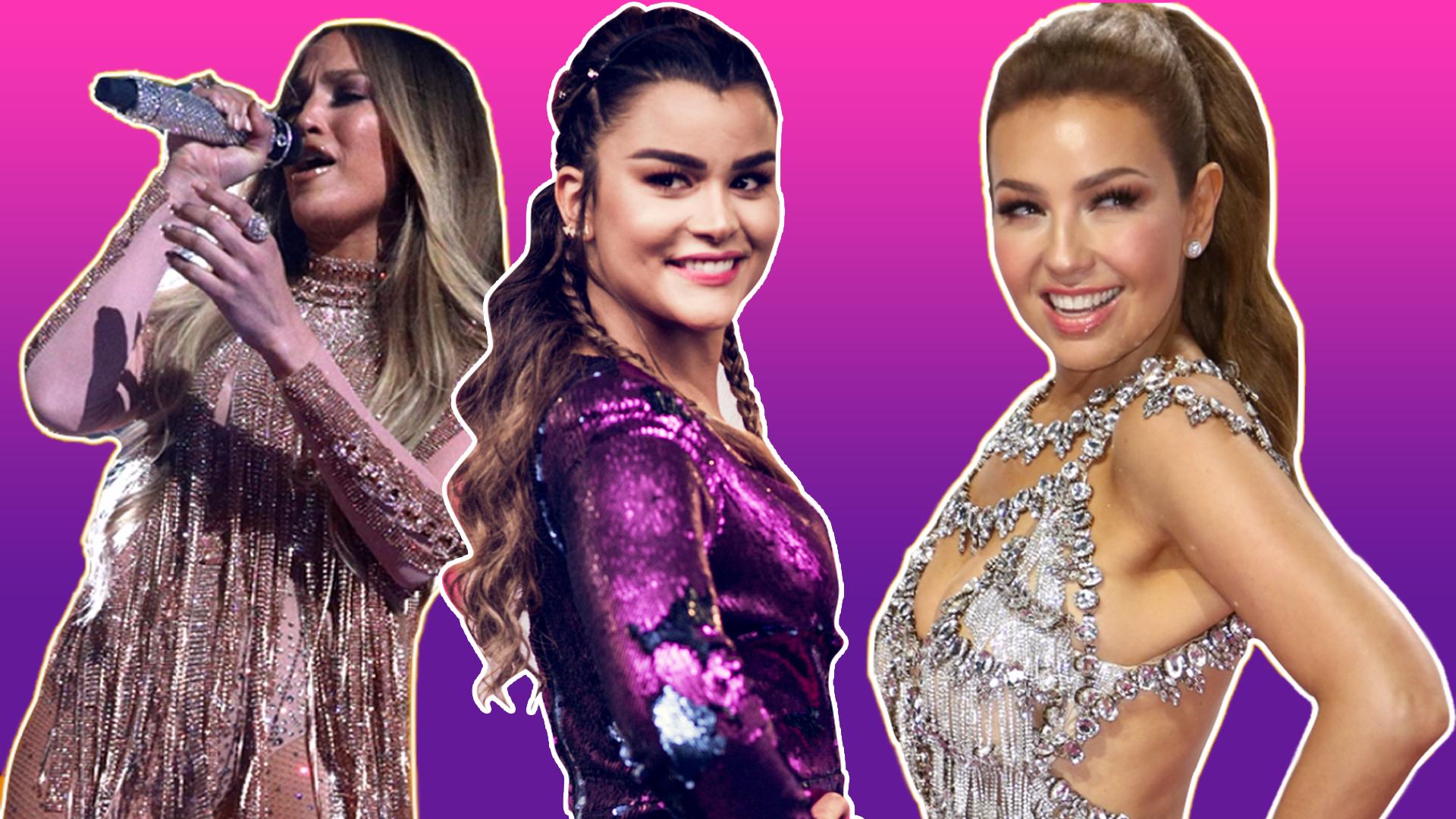 Lo que Clarissa Molina, Jennifer López y Thalía tienen en común y les hace lucir así