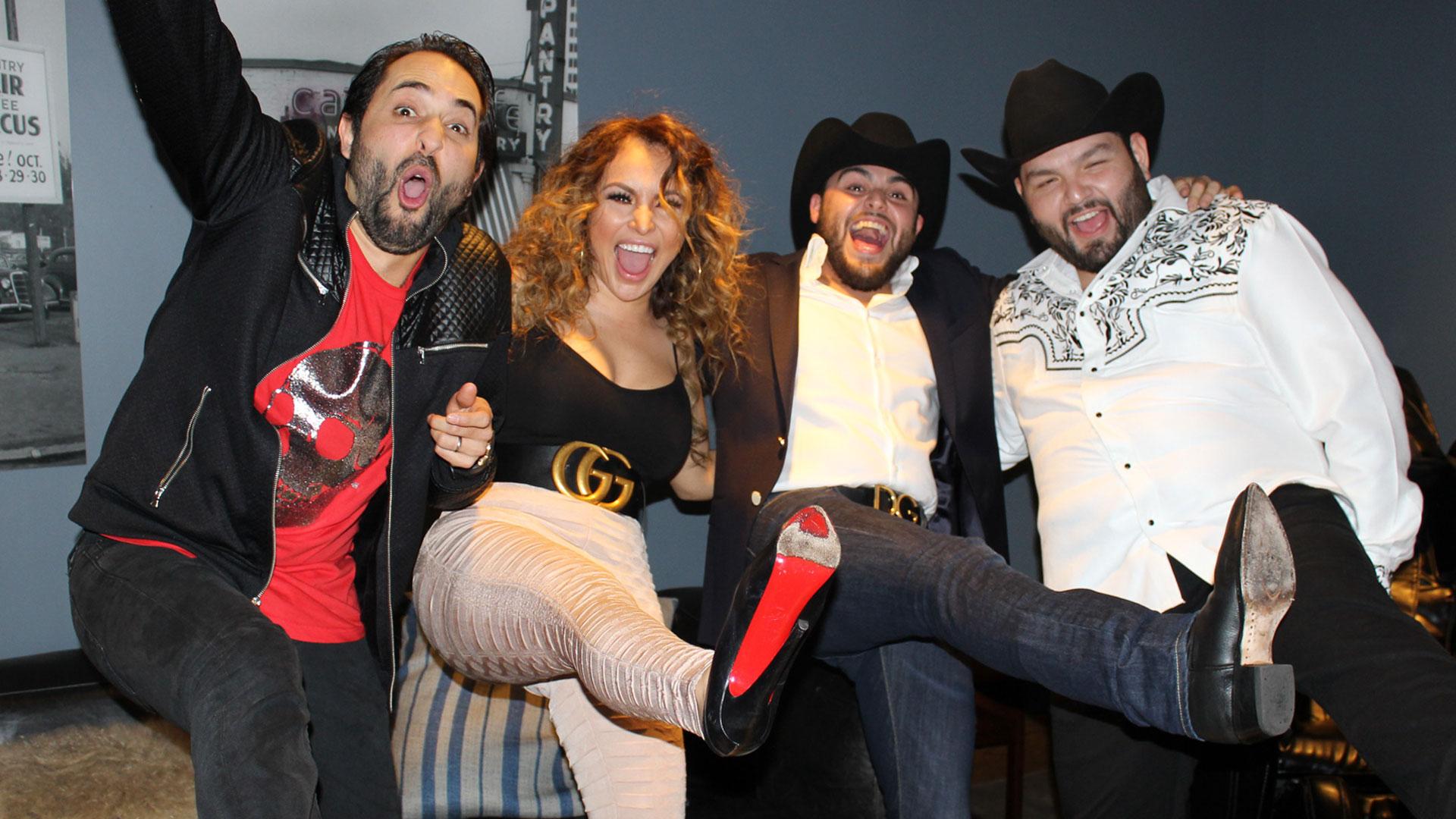EN FOTOS: El Free-guey show estremeció Los Ángeles junto a Gerardo Ortíz, Regulo Caro y Ulices Chaidez