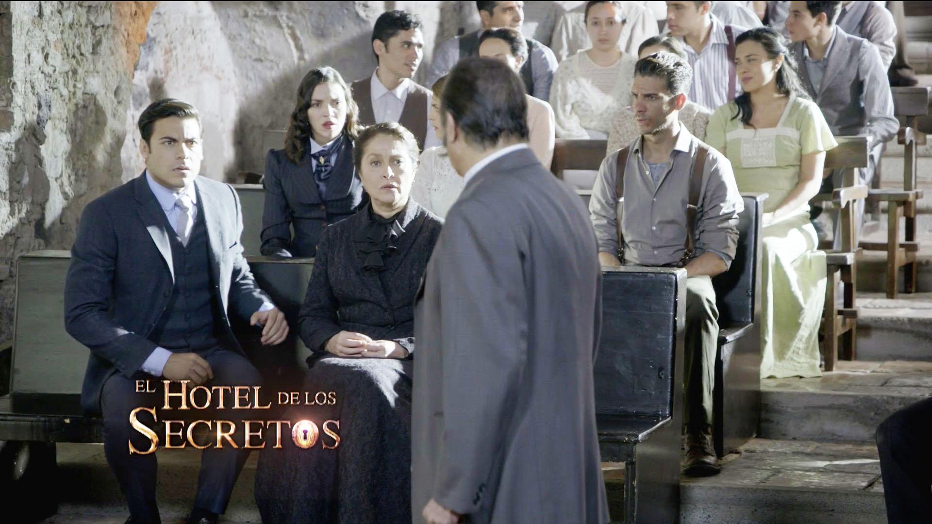 El Final De El Hotel De Los Secretos Fue Cardiaco Revívelo En Fotos