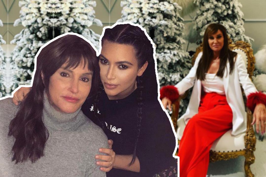 Caitlyn Jenner tuvo acceso de nuevo al paraíso Kardashian ¿hubo reconciliación con Kim?