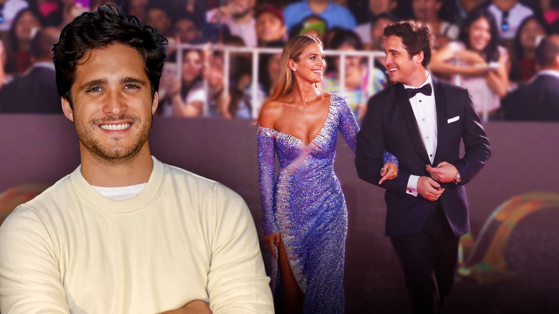 ¿Qué tienen en común Diego Boneta y su novia? El futuro suegro del actor lo tiene bien claro