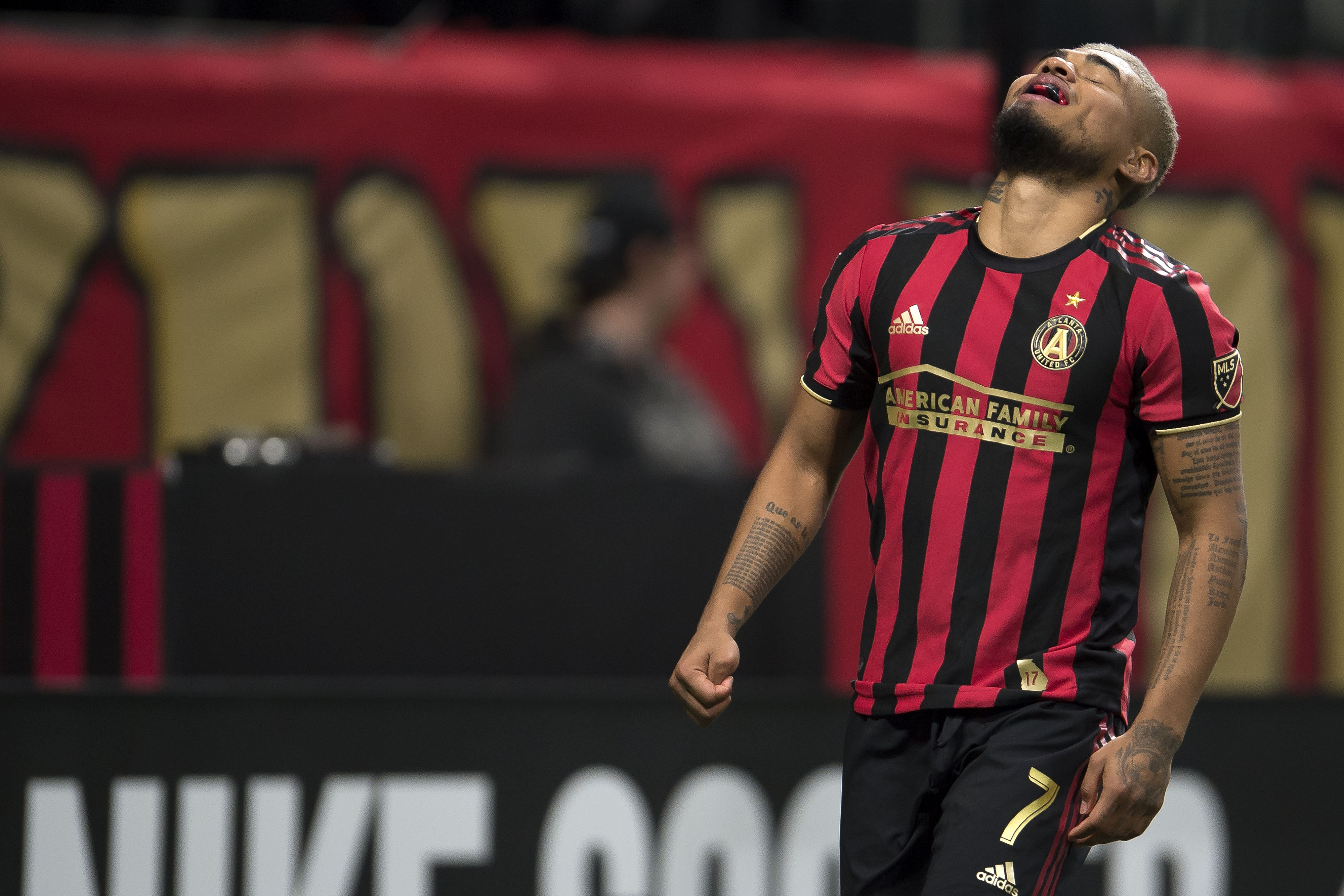 En fotos: Atlanta United supera 1-0 a Monterrey pero cae 3-1 en el global y es eliminado de la Liga Campeones