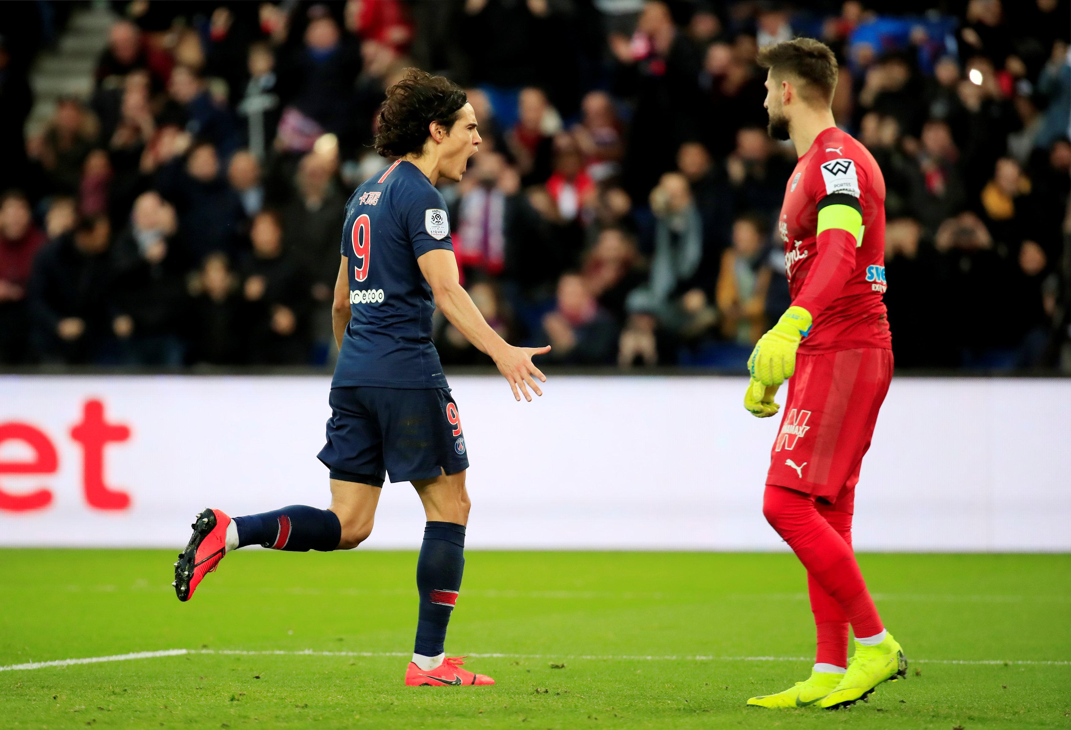 En fotos: París Saint-Germain se mantiene dominante en Francia con triunfo contra Bordeaux