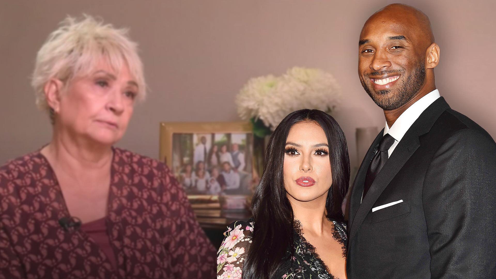 La fuerte disputa entre la suegra de Kobe Bryant y su hija Vanessa que  salió a la luz en El Gordo y La Flaca   Famosos   Univision