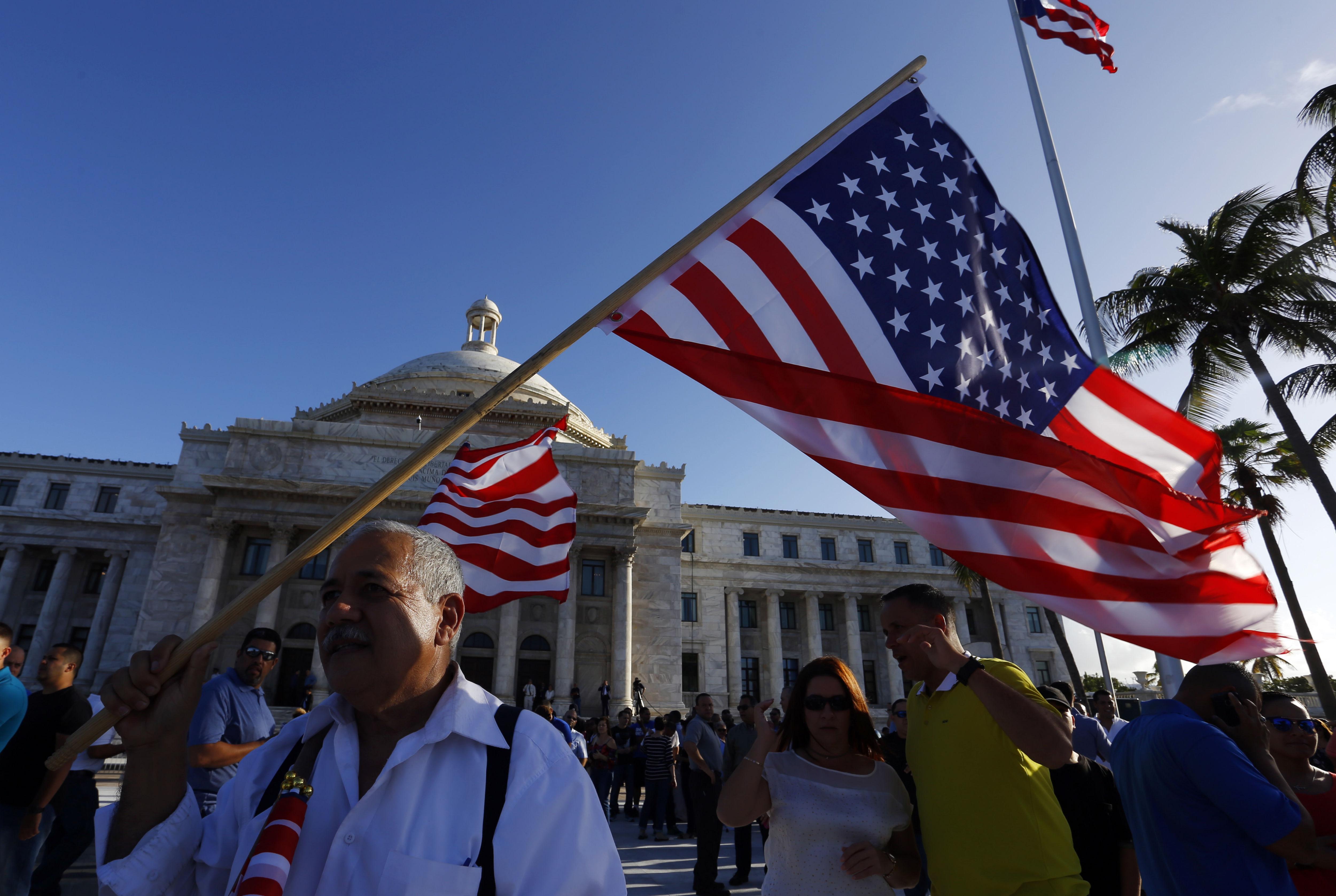 9f83af517 El caso de los puertorriqueños  un siglo siendo estadounidenses a medias