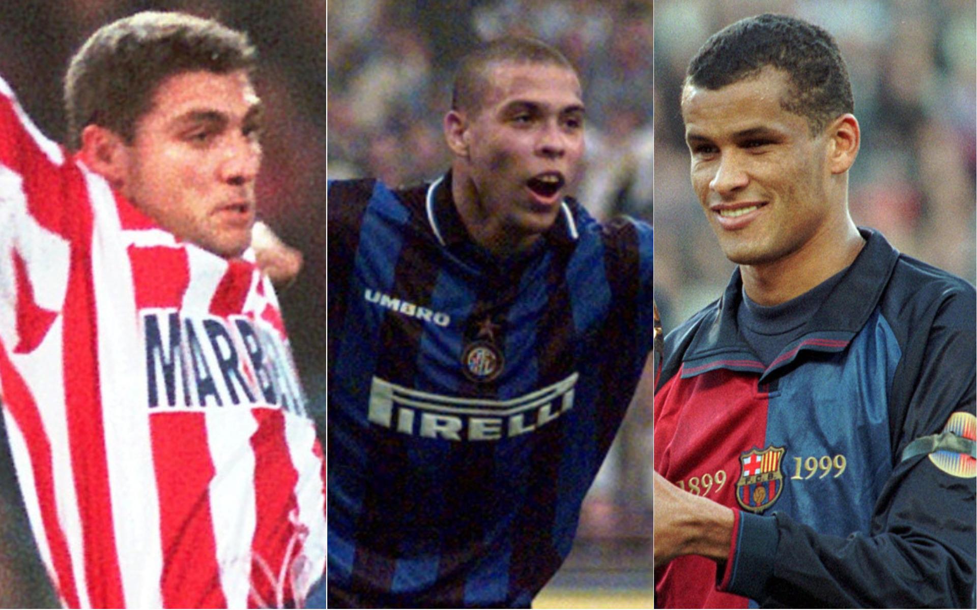 ¡Diferencia impresionante! Los grandes fichajes en el fútbol en los últimos 20 años
