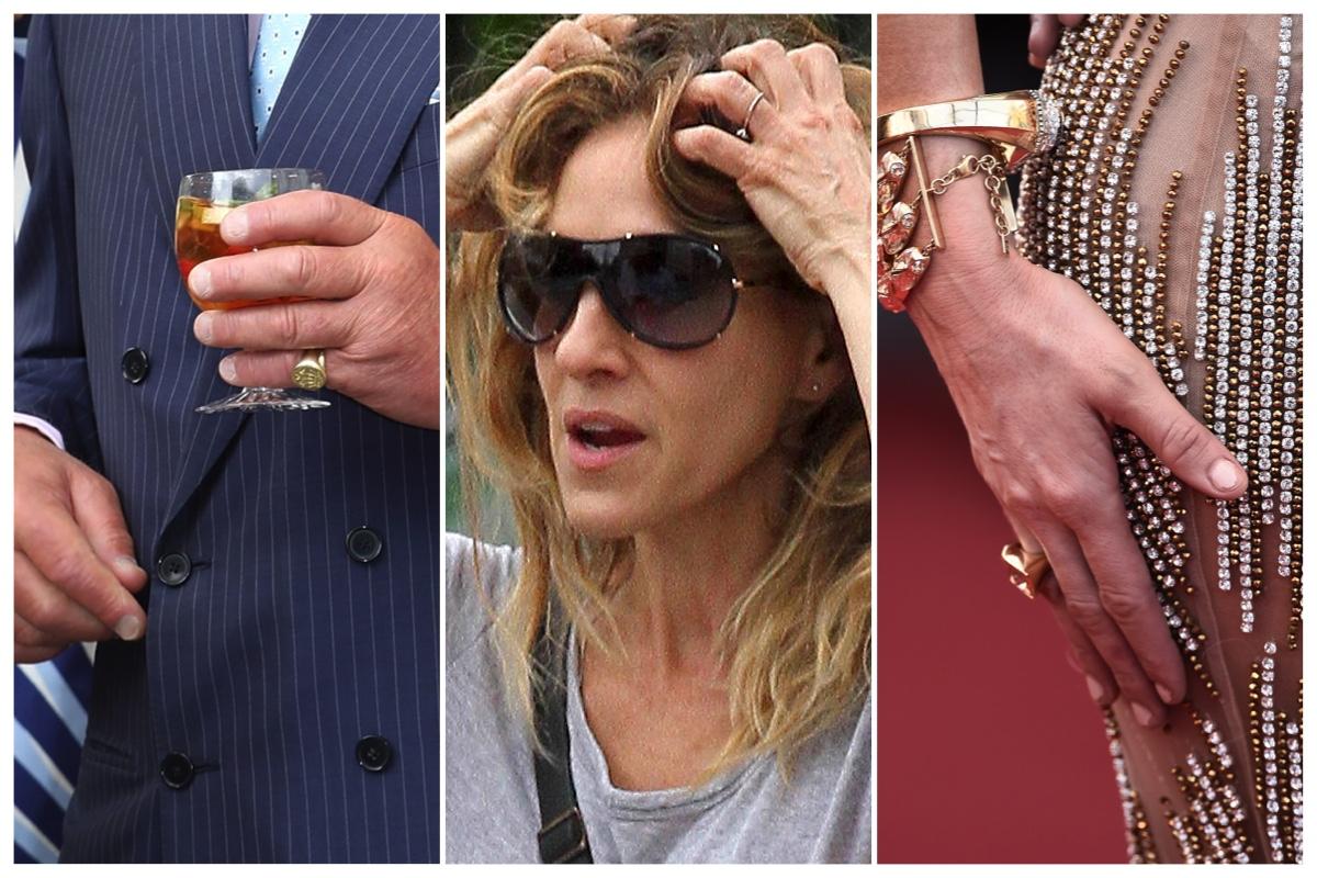 Las manos no mienten y las de estos famosos parecen de otro mundo 😱
