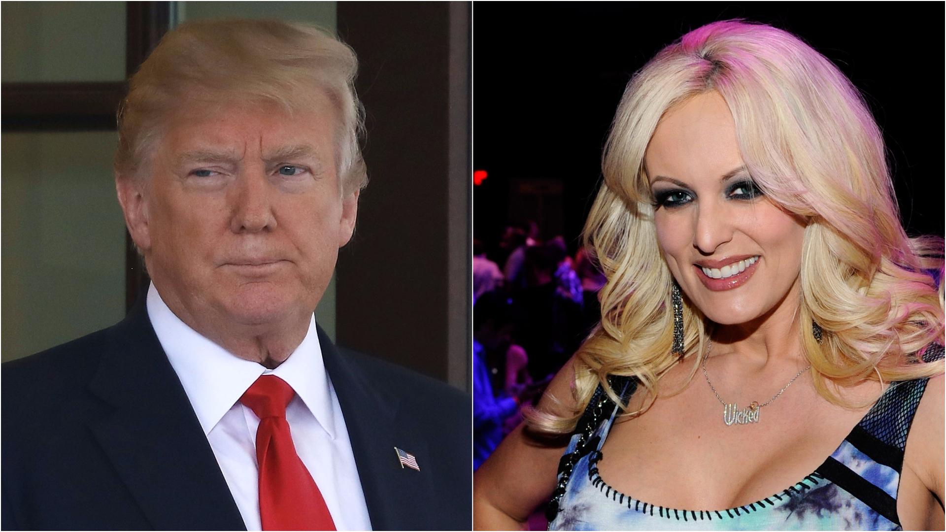 Actrices De Series Pasadas Al Porno la actriz porno stormy daniels describe con lujo de detalle