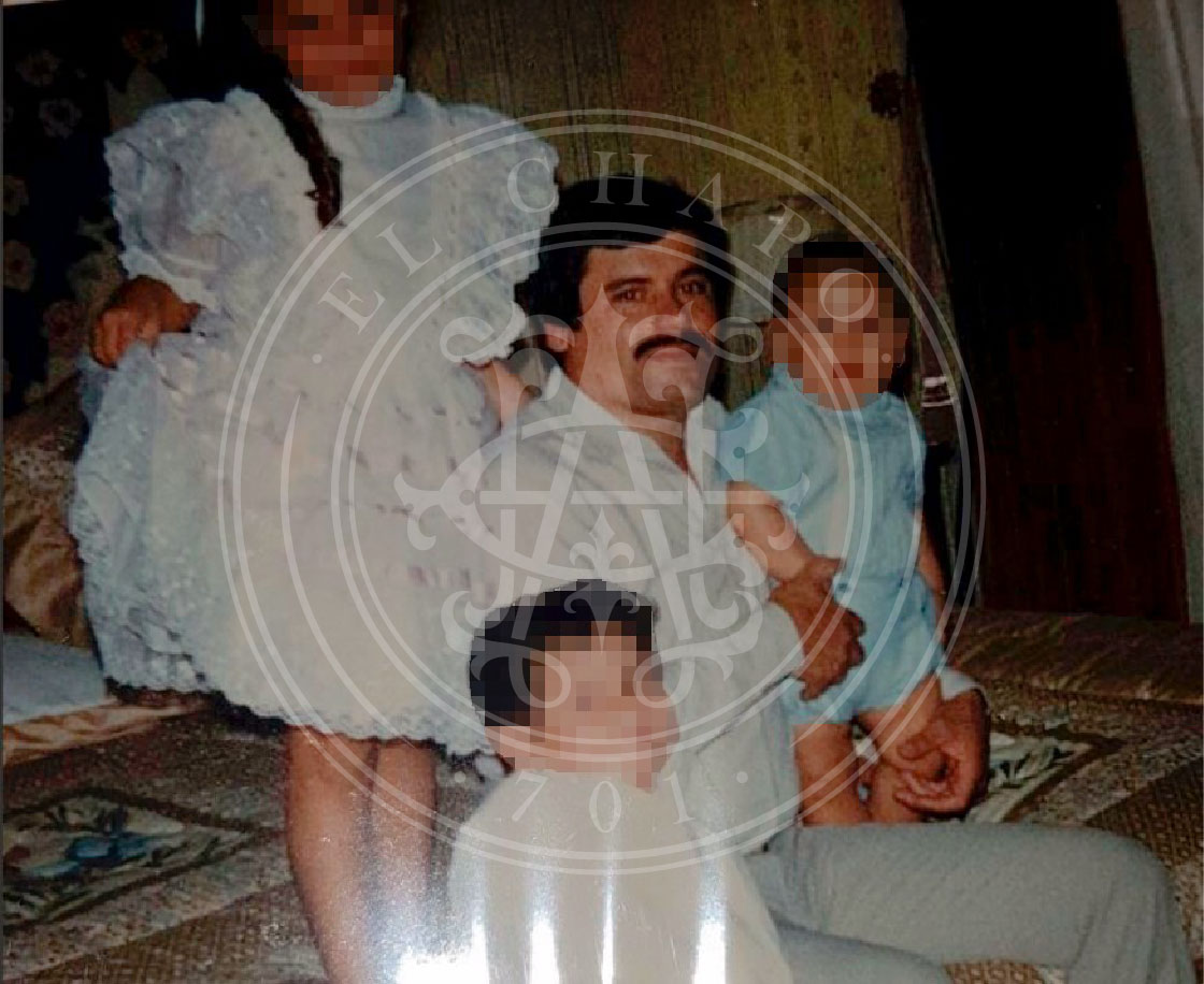 Así era la vida familiar desconocida de 'El Chapo' Guzmán
