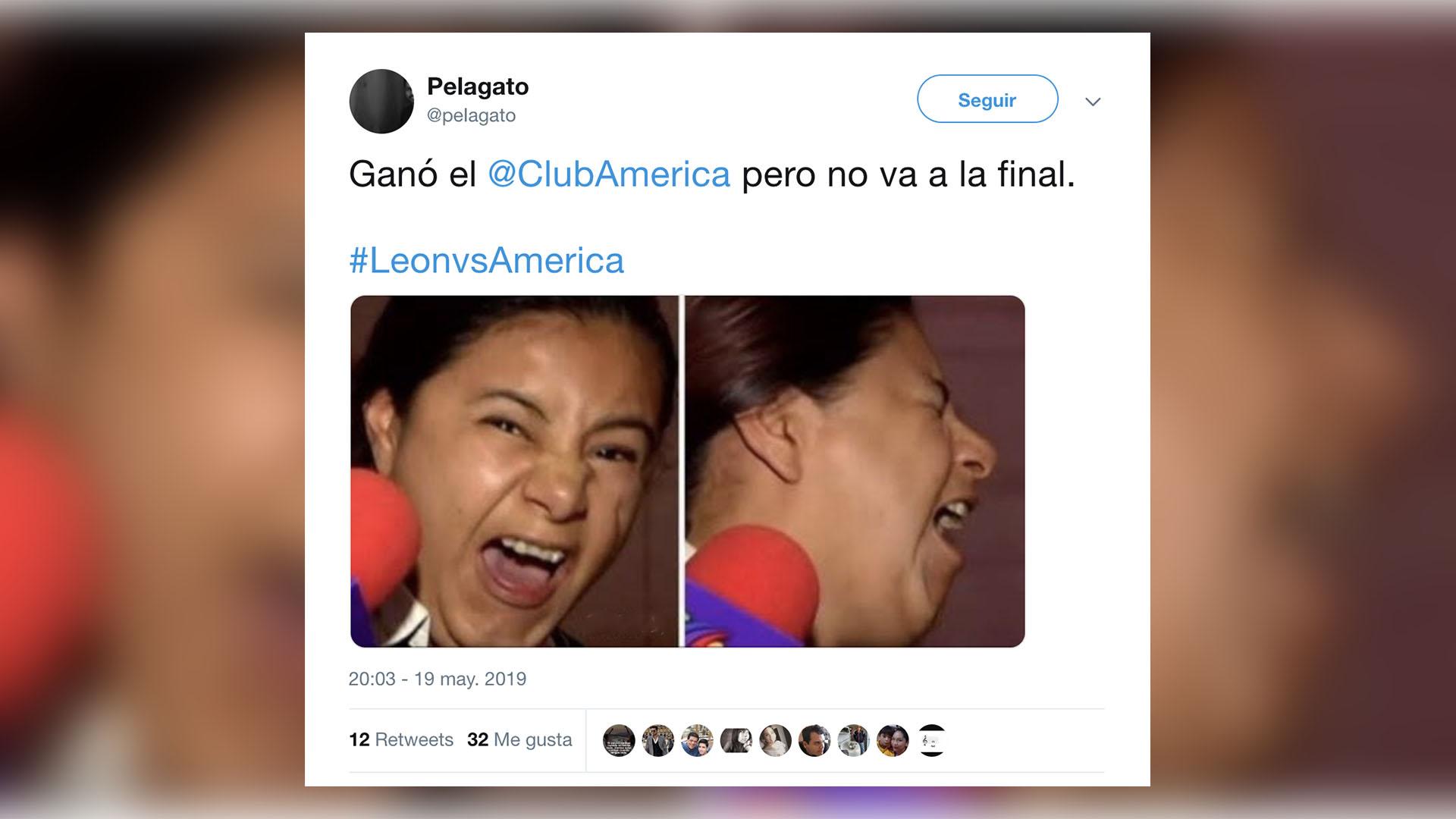 Los memes no perdonaron al América tras su eliminación