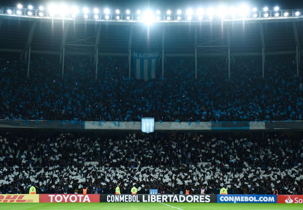 En fotos: prosiguió la ronda de octavos de Final de la Copa Libertadores de América