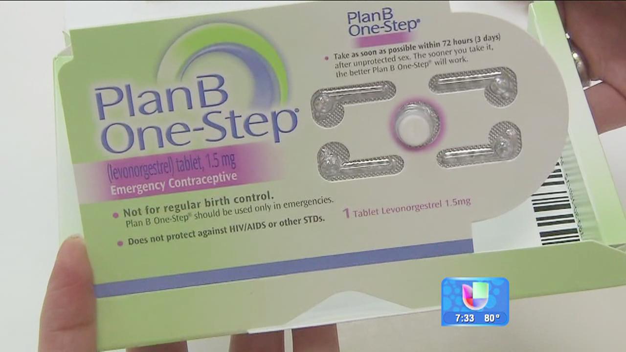 las pastillas anticonceptivas se venden sin receta