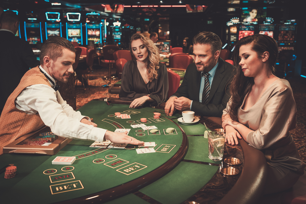 The best strategies for playing casino