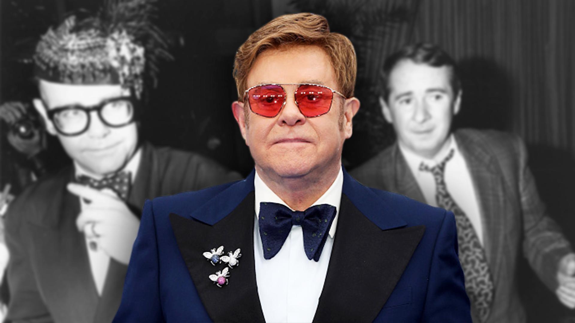 """""""Era virgen y estaba desesperado por ser amado"""": Elton John revela su primera relación sexual feliz"""