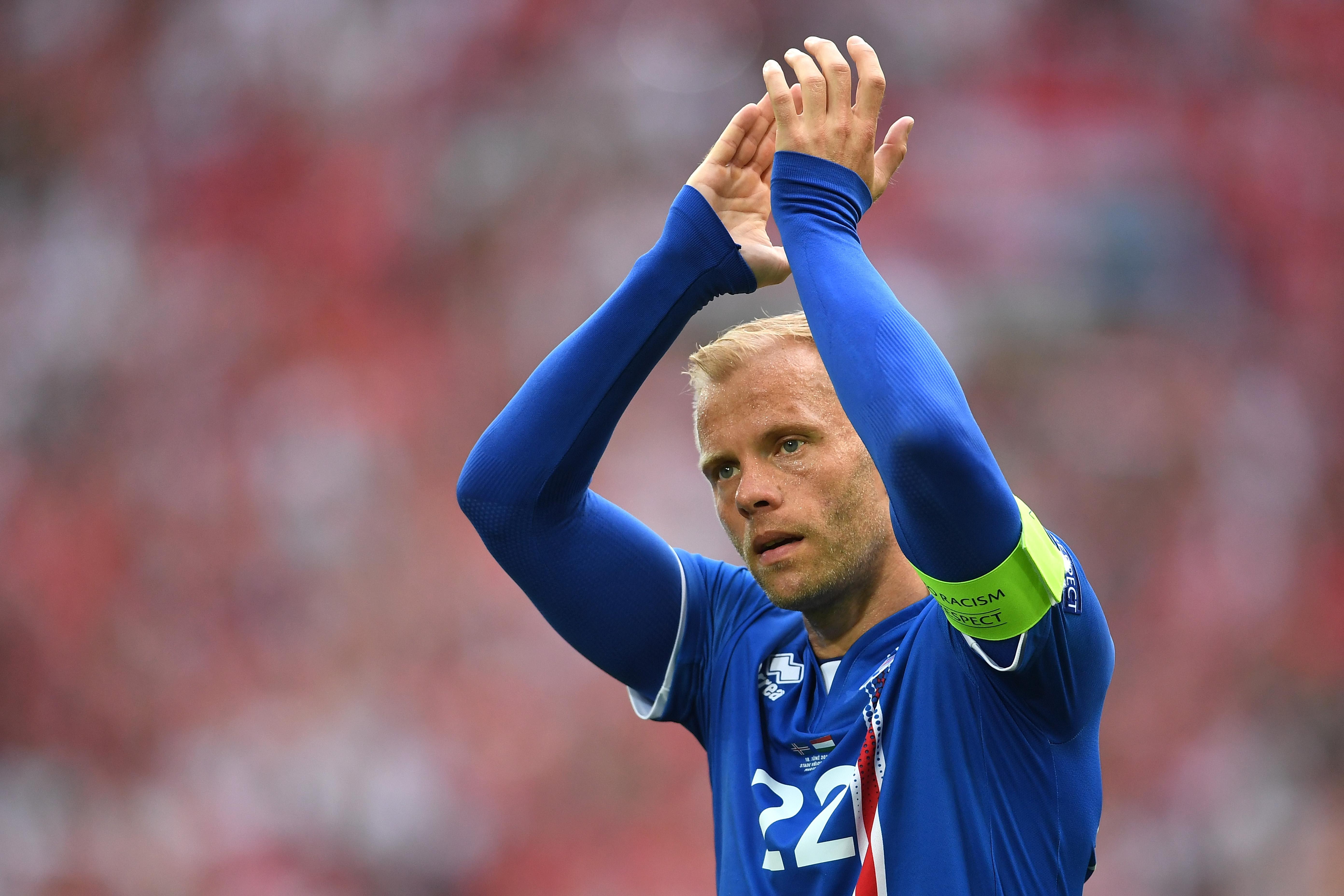 Eidur Gudjohnsen, el 'Edipo' de la Islandia más brillante en la historia del fútbol