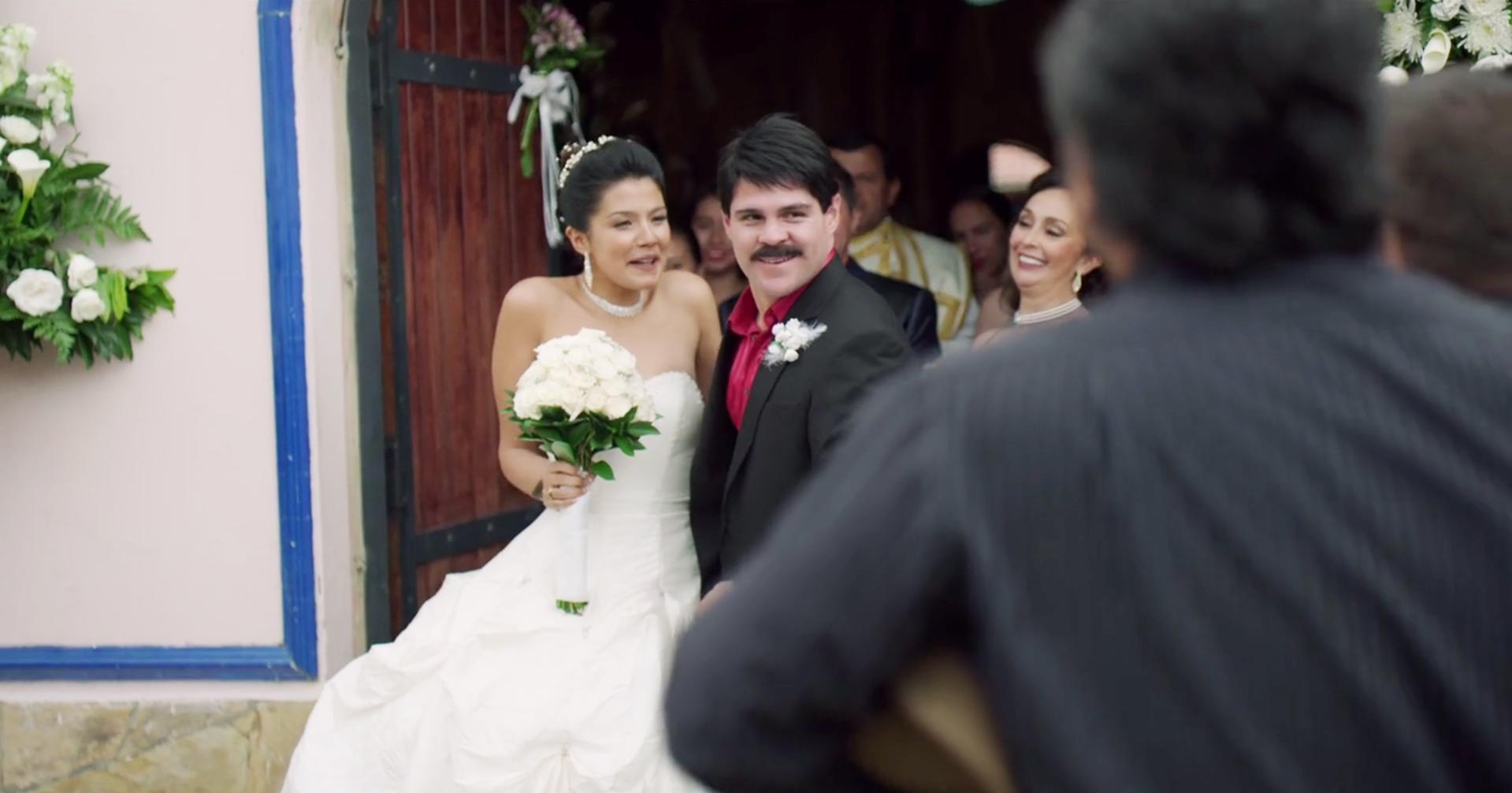 Lo que se cuenta de la boda real de 'El Chapo' con Emma Coronel